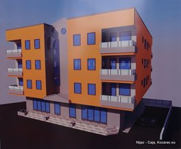 Prodaja stanova u Kozarcu